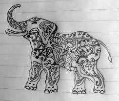 elephant tattoo meanings and ideas elephant tattoo gallery henna