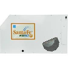 santa fe impact dehumidifier 30 day trial u0026 free shipping