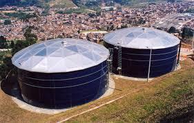 above ground water storage tanks cst industries