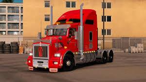 kenworth t800 parts kenworth t800 v1 2 american truck simulator mods ats mods
