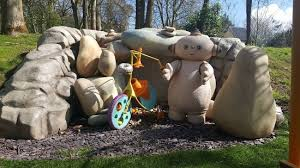 night garden ride picture cbeebies land alton