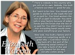 You Didn T Build That Meme - what elizabeth warren really said life liberty and technology