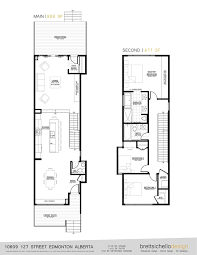 Shotgun House Design Infill House Design Edmonton Plans Pinterest House Compact