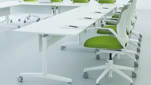 Office Meeting Table Fliptop Twin Meeting U0026 Training Room Table Steelcase