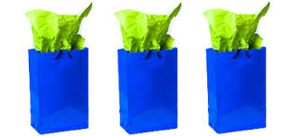 blue gift bags milestone glass online webstore comersus