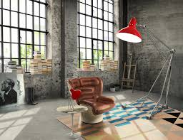 Vintage Industrial Style - Vintage style interior design