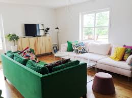 canape ikea stockholm delicat canape scandinave ikea minimaliste home living room green