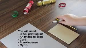 christmas season how to print your own christmas cards create