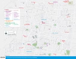 download free printable map of mexico major tourist attractions maps
