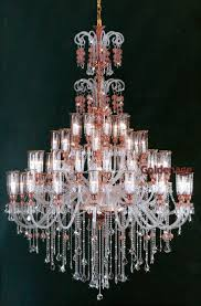Czech Crystal Chandeliers 117 Best Bohemian Crystal Images On Pinterest Antique Glass