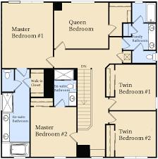 upstairs floor plans kissimmee villa floor plan