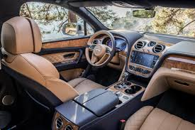 bentley exp 9 f interior 2017 bentley bentayga myautoworld com