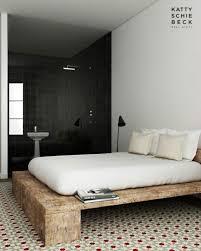 Simple Wood Platform Bed Plans by Best 25 Rustic Bed Frames Ideas On Pinterest Diy Bed Frame