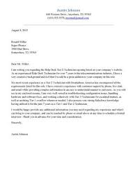 cover letter help help desk cover letter