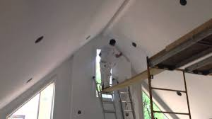 us painting a 400 000 6 room addition with cathedral ceiling