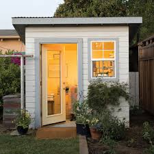 backyard office sunset picture with excellent garden shed office