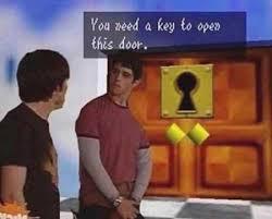 Door Meme - you need a key to open this door meme xyz