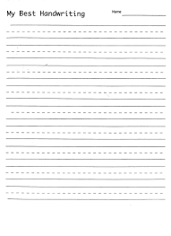 blank writing paper with lines basic handwriting for kids manuscript letters of the alphabet templates qrclmmac handwriting practice sheet ghkkpznm