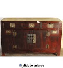 antique asian furniture buffet cabinet from china