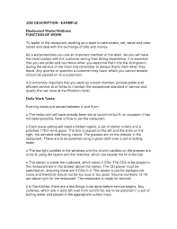 Bartending Resume Example by 100 Bartender Description For Resume Bartending Cover