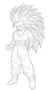 articles dragon ball coloring pages goku super saiyan 3 tag