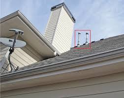 how to fix a leaky gas flue roof vent part 1