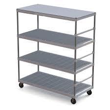 Metal Adjustable Shelving Storage Shelving
