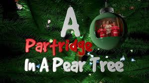 the mistle tones 12 days of christmas music disney video