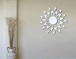 Decorative Metal Wall Art Bedroom Decorative Oblishen Metal Wall Decor Mirror Mirror Wall