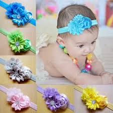 cheap headbands flower hair bows baby headbands for 12 style flower
