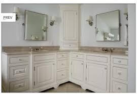 Large Bathroom Vanities by Large Vanity W Tower Traditional Bathroom Milwaukee By A