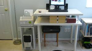 Personal Computer Desk Make Yourself A Standing Desk This Weekend