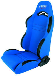 siege baquet reglable siège baquet jenson en tissu bleu sièges baquets web tuning
