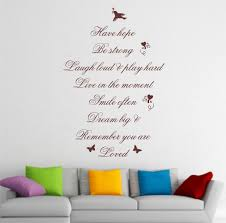 quotes for wall decoration home decoration planner nice lovely
