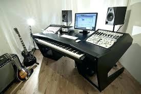 bureau studio musique bureau de studio meuble sur mesure bureau pour studio musique