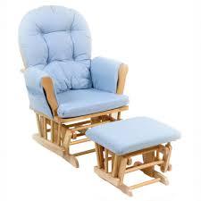 Nursery Chair And Ottoman Ottoman Breathtaking Amish Glider Rocker Nursery Gliders Chair