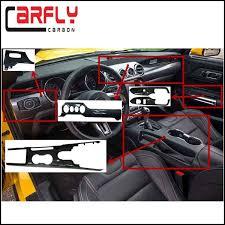 Mustang Interior Accessories Carbon Fiber Interior Carbon Fiber Interior Suppliers And