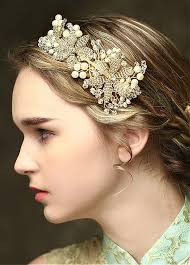 hair ornaments buy discount in stock newest alloy wedding hair ornaments with