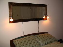 Headboard Reading Light by Bed Mounted Reading Lights Plug In Swing Arm Wall Lamp Sconce Ikea