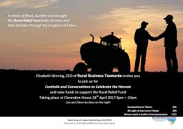 rural relief fundraiser u2013 28 april 2017 roberts ltd
