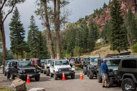 jeep jamboree 2017 2017 jeep jamboree ouray colorado teraflex