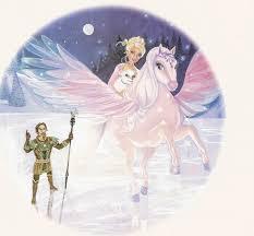 image magic pegasus barbie magic pegasus 13789739