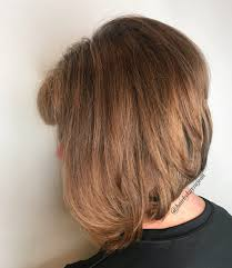 uneven bob for thick hair 26 short haircuts for thick hair that people are obsessing over in