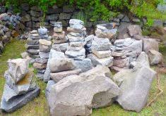 How To Make Rock Garden Where To Buy Rocks For Garden Image For How To Make Rocks For