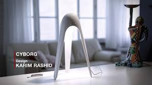 Karim Rashid Interior Design Cyborg Design Karim Rashid 2015 Youtube