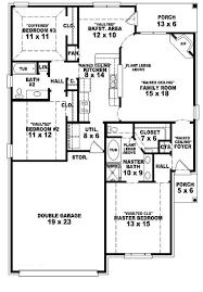 House Plan Gallery 4 Bedroom 2 Story House Floor Plans