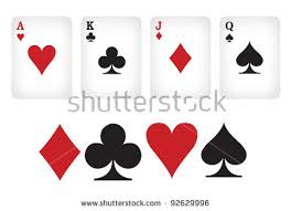 deck of cards stock images royalty free images vectors