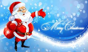 santa claus funny merry christmas wallpaper 8168 wallpaper