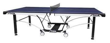 Tiga Ping Pong Table by St4100 Stiga North America