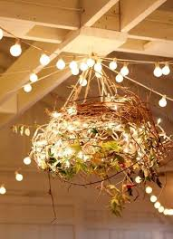 Rustic Wedding Chandelier 105 Greenery And Floral Chandeliers For Your Wedding Happywedd Com